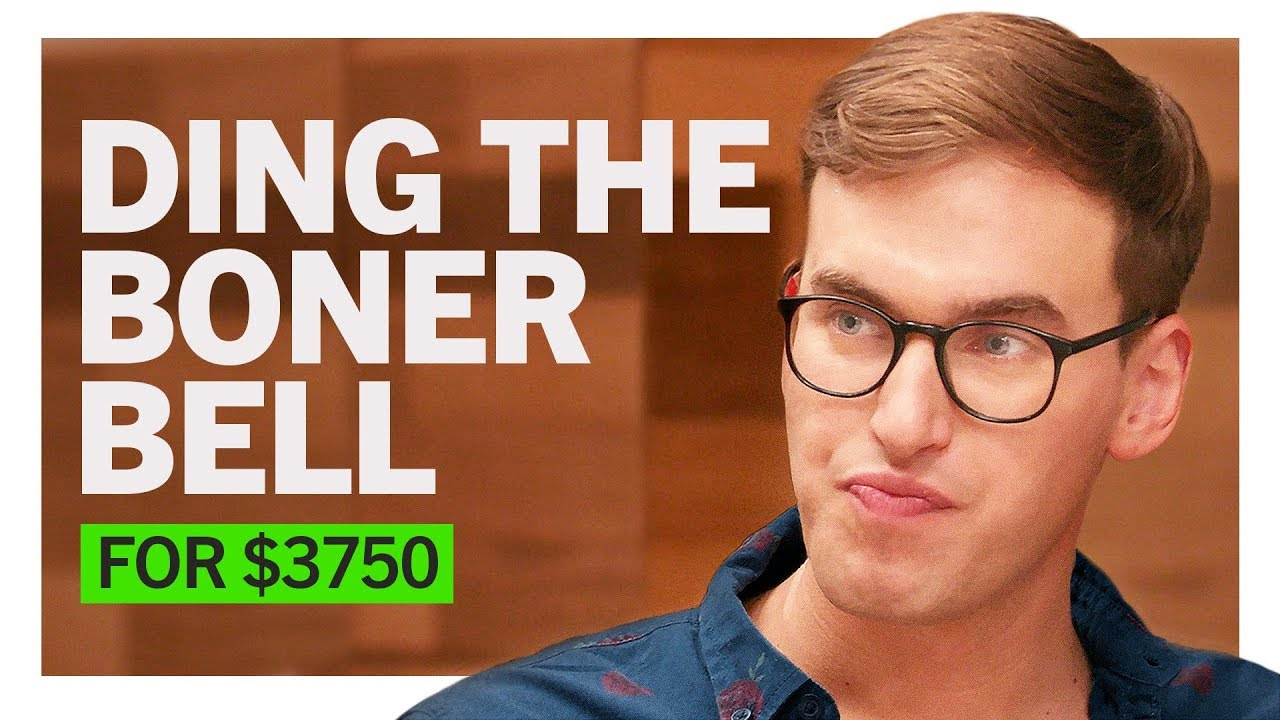 Could You Get a Hard-On Against the Odds for $3750?
