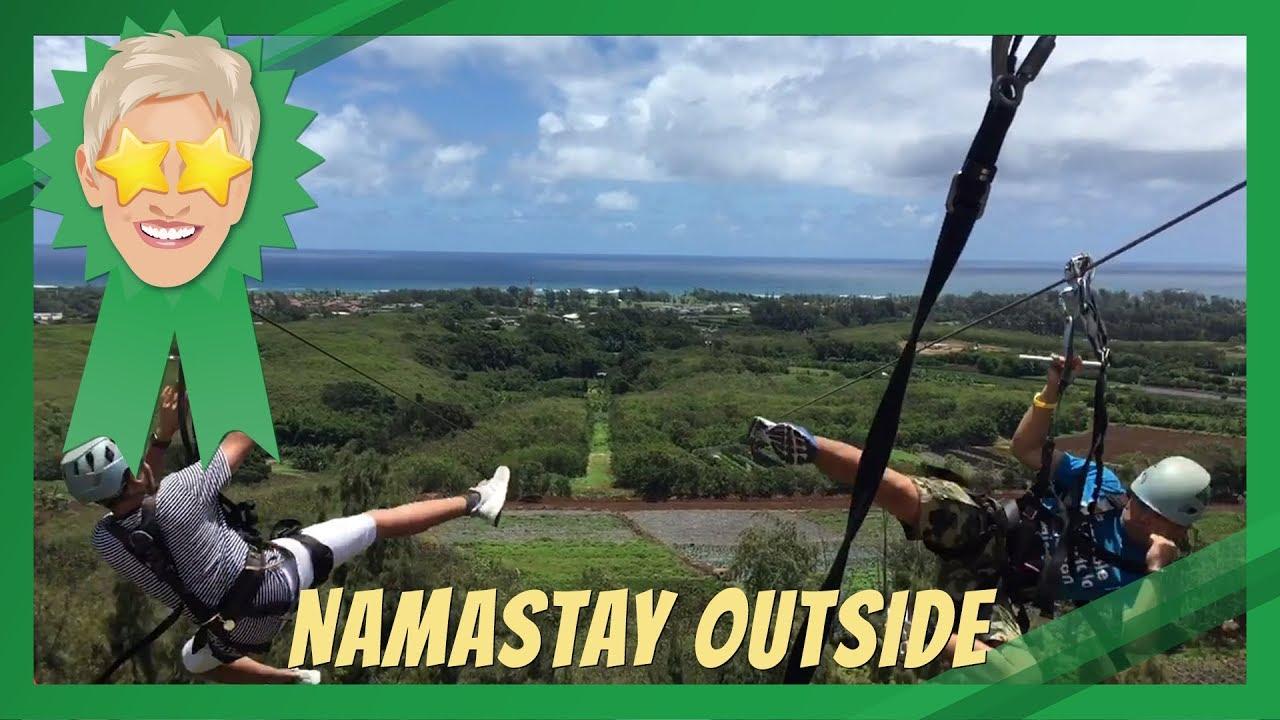 Namastay Outside