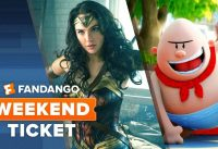 Now In Theaters: Wonder Woman, Captain Underpants: The First Epic Movie, 3 Idiotas | Weekend Ticket
