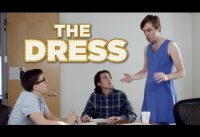 "Our Big ""The Dress"" Sketch"