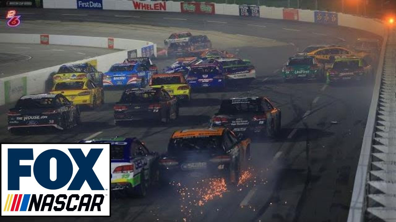 """Radioactive: Martinsville - """"What a (expletive) mess that was.""""   NASCAR RACE HUB"""