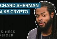 Richard Sherman Is All-In On Cryptocurrencies, But Doesn't Think His Grandmother Should Invest