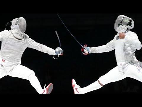 Rio 2016: Why Do Fencers Scream?