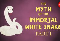 The Chinese myth of the immortal white snake - Shunan Teng