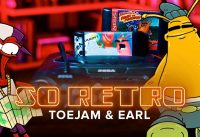 ToeJam & Earl get back in the groove (So Retro)