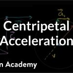 Visual understanding of centripetal acceleration formula | Physics | Khan Academy