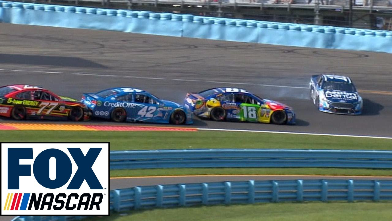 "Radioactive: Watkins Glen International - ""Now I know why people hate him."" | NASCAR RACE HUB"
