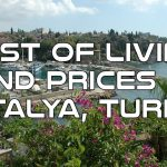 Cost of Living and Prices in Antalya, Turkey
