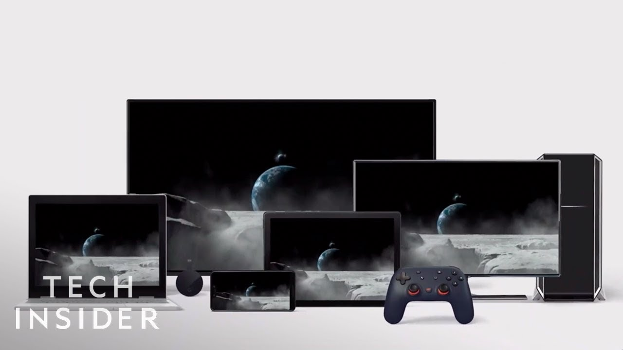 Google Finally Reveals Stadia Pricing, Games, And Release Date