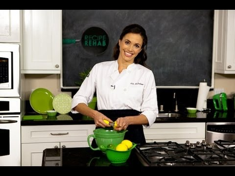 Chef Aida Mollenkamp's Vegetarian Spaghetti and Meatballs I Recipe Rehab I Everyday Health