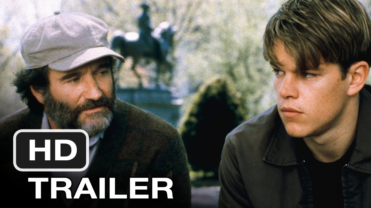 Good Will Hunting (1997) Blu-Ray Release Movie Trailer