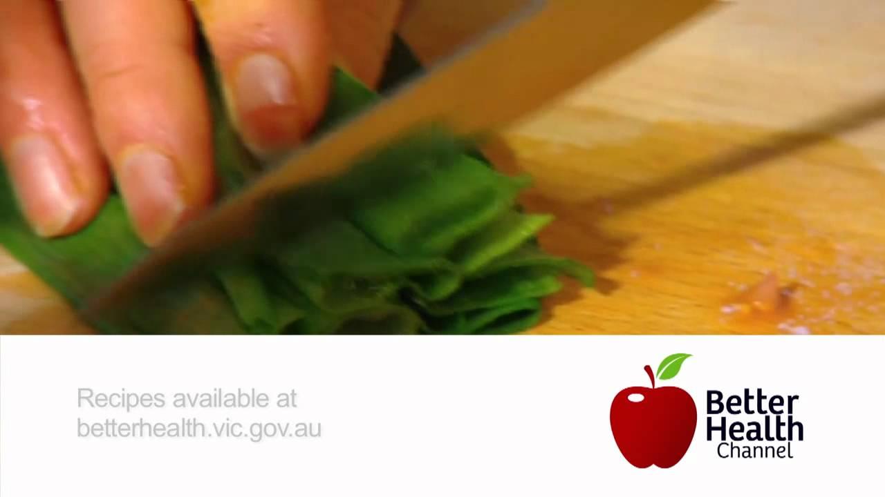 healthy recipe - tabouli salad