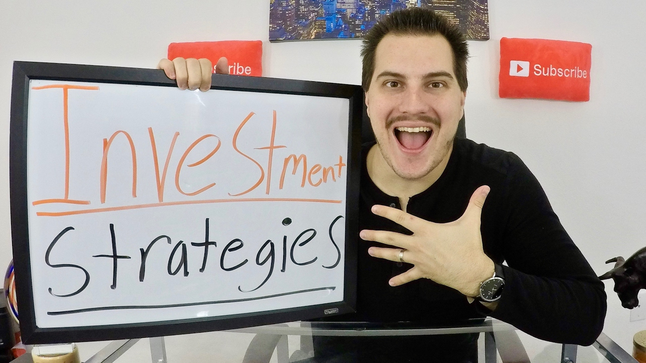 Investment Strategies! The 5 Stock Market Investment Strategies!