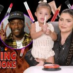 Kylie Jenner & Stormi Answer Ellen's 'Burning Questions'