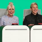 Lady Gaga Reveals Celebrity Crush in Ellen's 'Burning Questions'