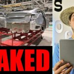 Leaked Tesla Photos Plus More Tesla & Elon Musk News