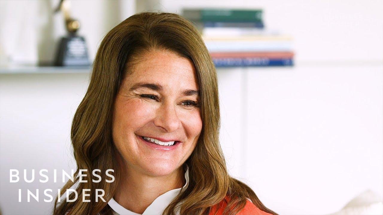 Melinda Gates On Marriage, Gender Equality & Solving Tough Problems