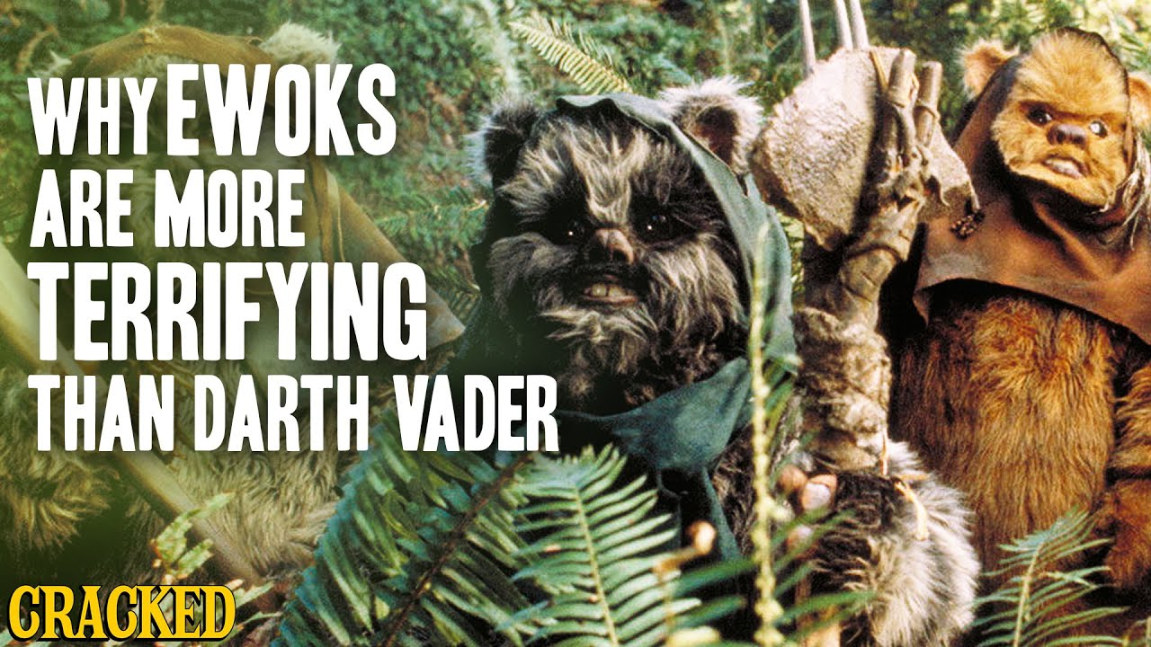 The Dark Secret Behind Star Wars' Goofiest Characters - Obsessive Pop Culture Disorder