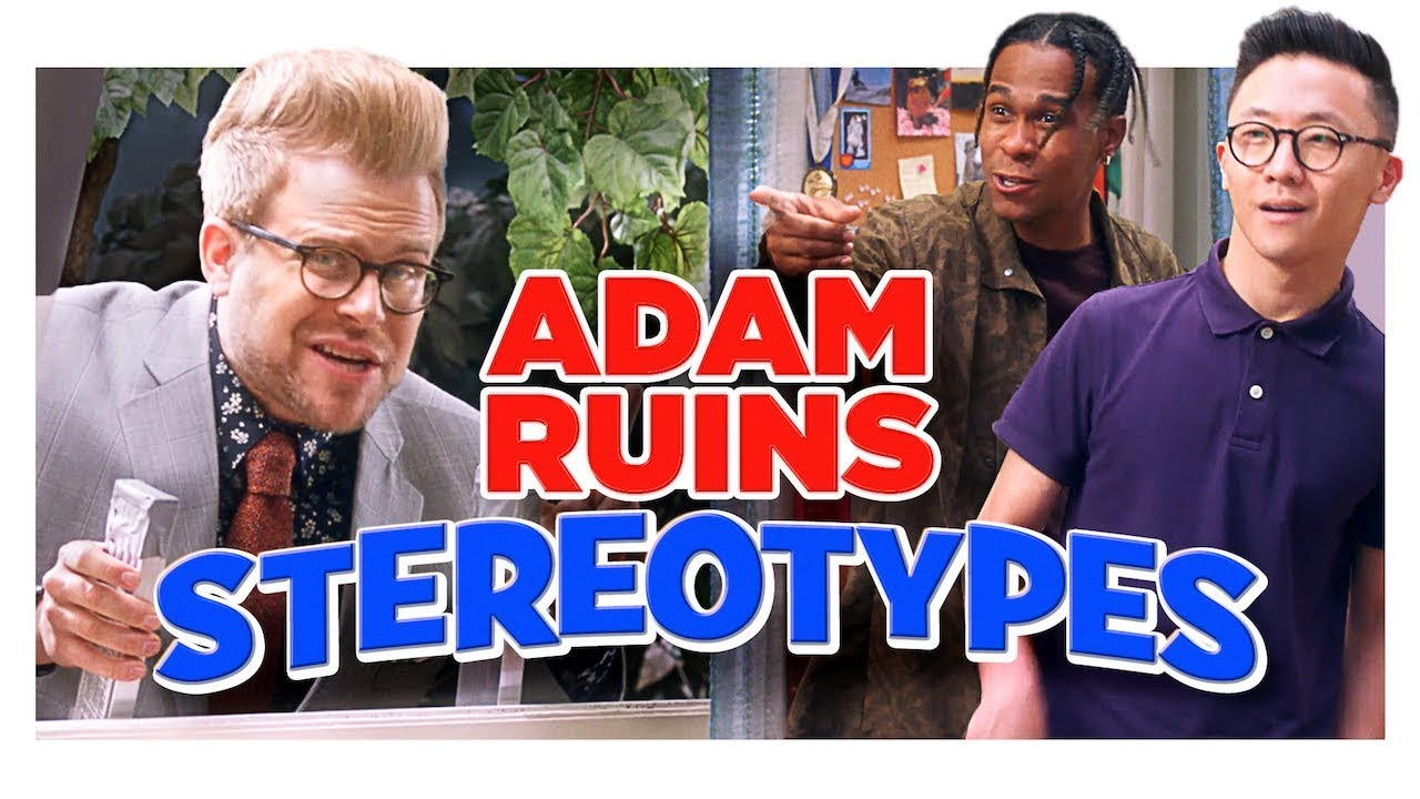 """The Twisted Truth Behind the """"Model Minority"""" Stereotype - Adam Ruins Everything"""