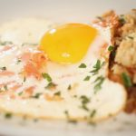 Pancetta-Fried Eggs With Hash Browns Recipe | Everyday Health