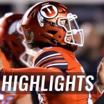 Utah vs BYU | FOX COLLEGE FOOTBALL HIGHLIGHTS