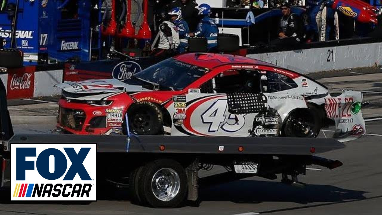"Radioactive: Pocono - ""(Expletive.) He lost his brakes."" | NASCAR RACE HUB"