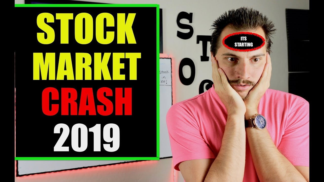 Has The 2019 Stock Market Crash Started?