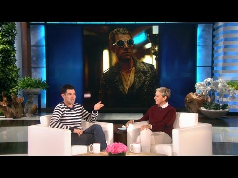 How Max Greenfield Impressed Lady Gaga