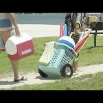 How to Make a Rolling Beach Basket - Travel Channel