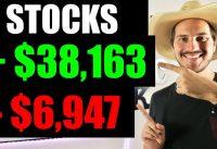 My 3 Best Stocks & 3 Worst Stocks In The Stock Market