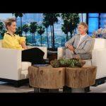 Taylor Schilling's Amusing Ellen Debut