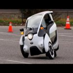 Toyota i-Road is a real head-turner