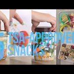 5 TSA-Approved Snacks - Travel Channel