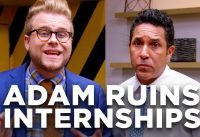 Why Most Internships Are Actually Illegal | Adam Ruins Everything