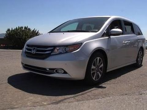 Car Tech - 2014 Honda Odyssey Touring Elite
