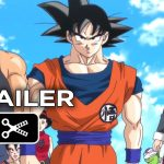 Dragon Ball Z: Battle of Gods Official US Release Trailer (2014) - Anime Action Movie HD