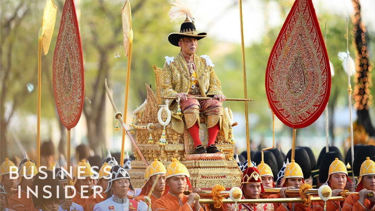 Everything We Know About King Rama X Of Thailand