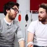 Jake and Amir: Blood Donation