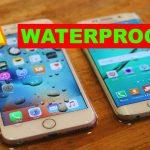 New iPhone 6S Plus is Waterproof