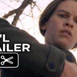 The Homesman Official International Trailer #1 (2014) - Hilary Swank, Tommy Lee Jones Movie HD
