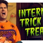 The Internet Goes Trick-or-Treating