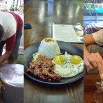 Three Filipino Breakfast Favorites - Filipino Food Taste Test in Manila