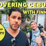 "Discovering CEBU CITY - Philippines with FINN SNOW ""PIN PIN"""