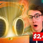 $2,400 Headphones from Amazon?