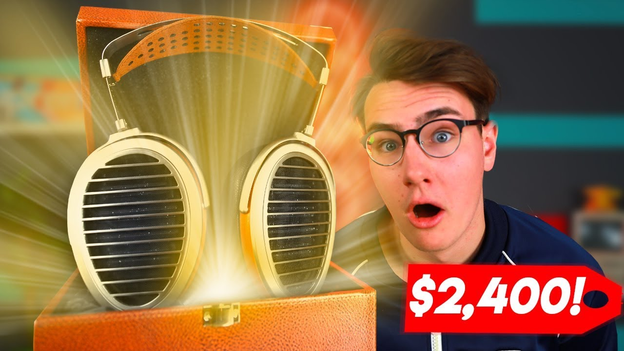 $2,400 Headphones from Amazon?