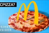 9 Bizarre Food Items That Disappeared From The McDonald's Menu