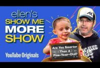 Andy Lassner and Nate Seltzer Play Are You Smarter Than a Five-Year-Old