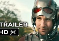 Ant-Man Official Trailer #1 (2015) - Paul Rudd, Evangeline Lilly Marvel Movie HD