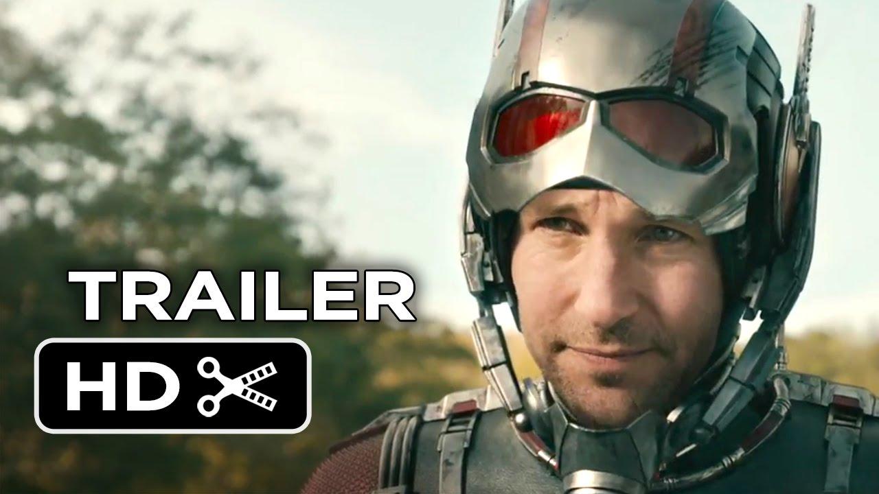 Ant-Man Official Trailer #1 (2015) - Paul Rudd, Evangeline Lilly Marvel Movie HD
