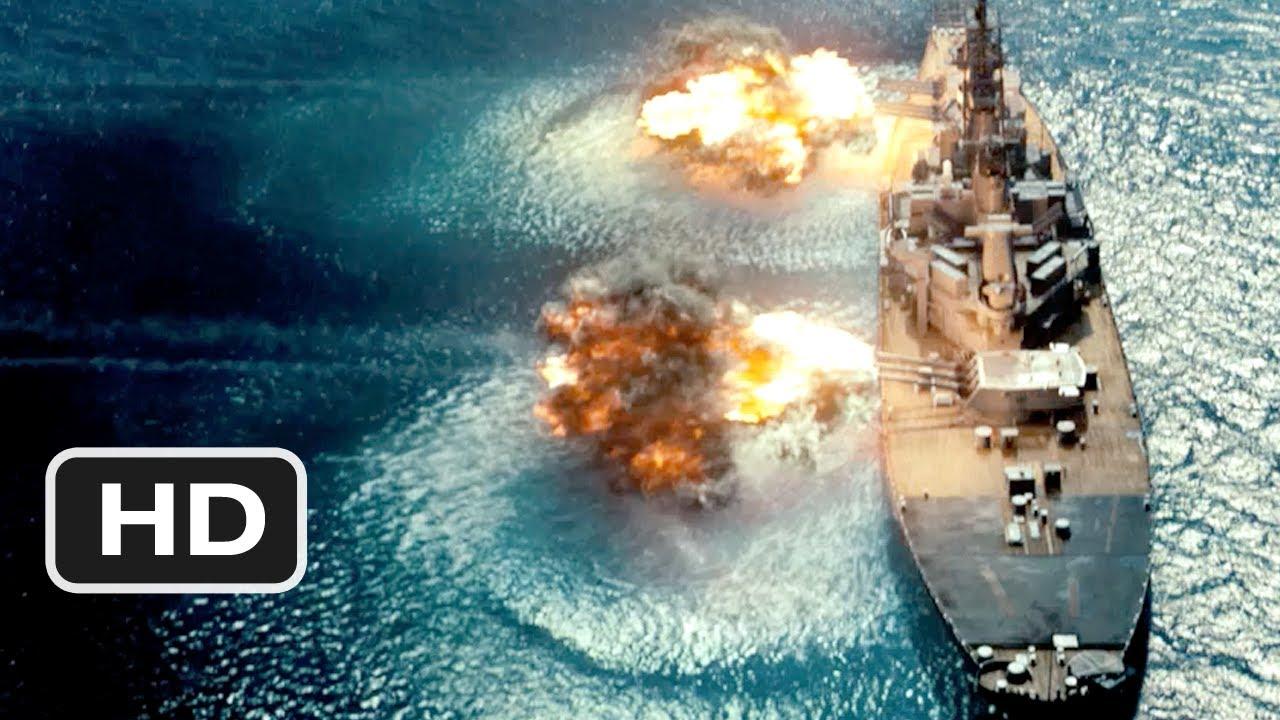 Battleship (2012) Official HD Trailer Debut